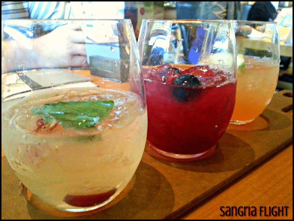 Sangria Flight NEWCPK Next Chapter Menu [sp]