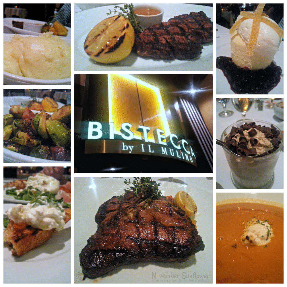 Bistecca Il Mulino at Mount Airy Casino Resort