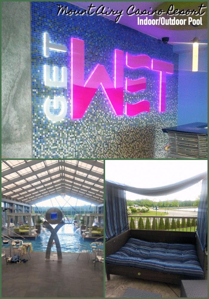 Mount Airy Casino Resort Get Wet Pool