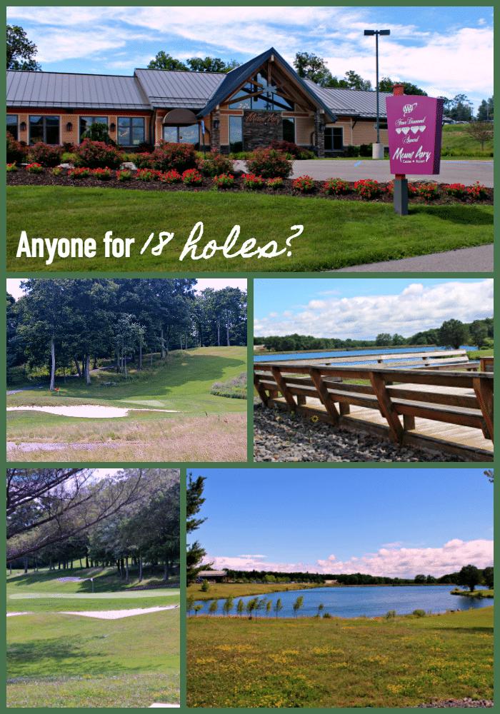 Mount Airy Casino Resort Golf