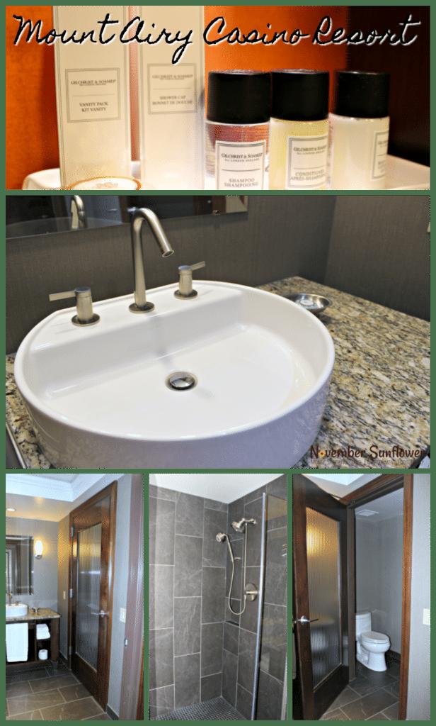 Mount Airy Casino Resort Bathrooms MountAiryResort