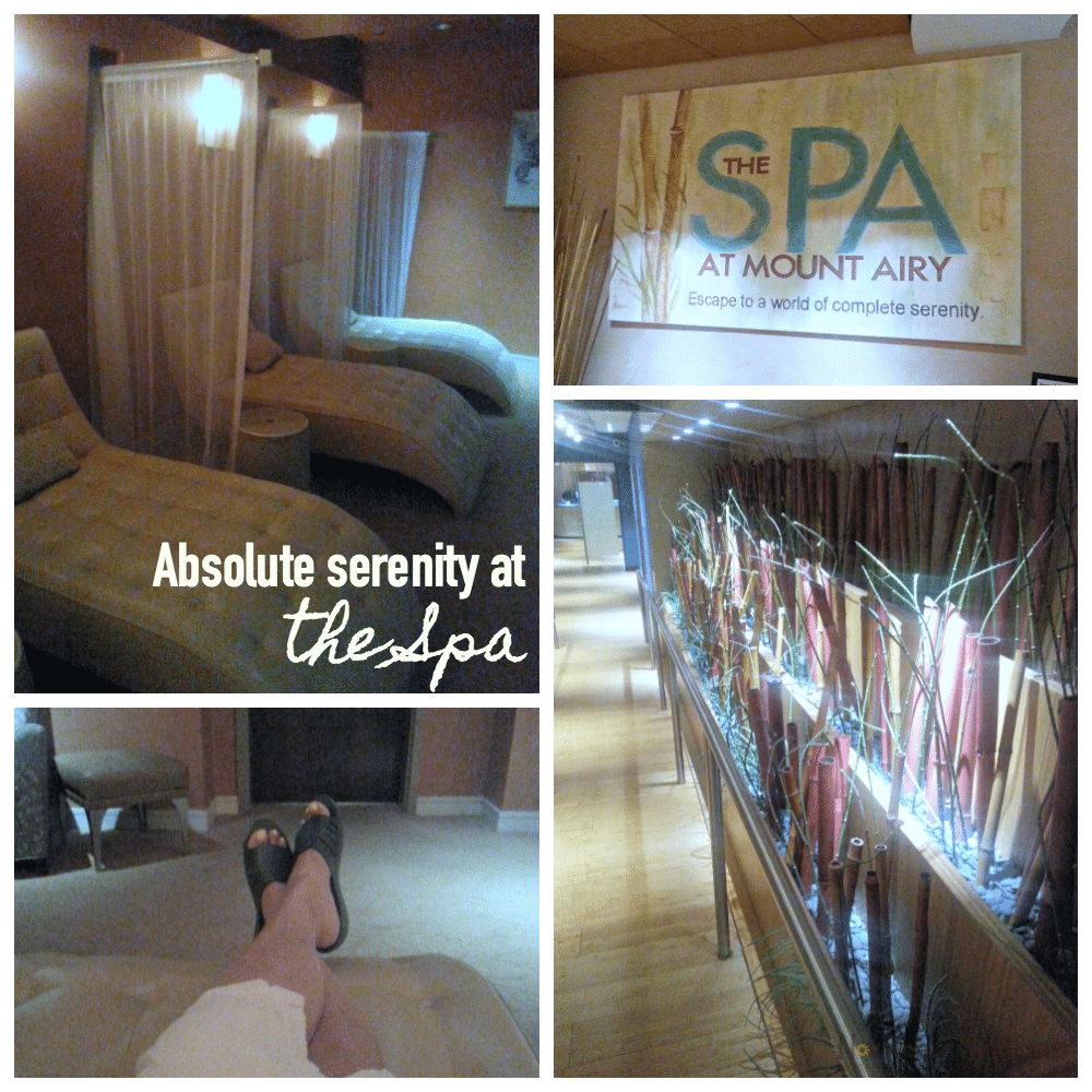 Spa at Mount Airy Resort