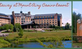 Weekend getaway at Mount Airy Casino Resort