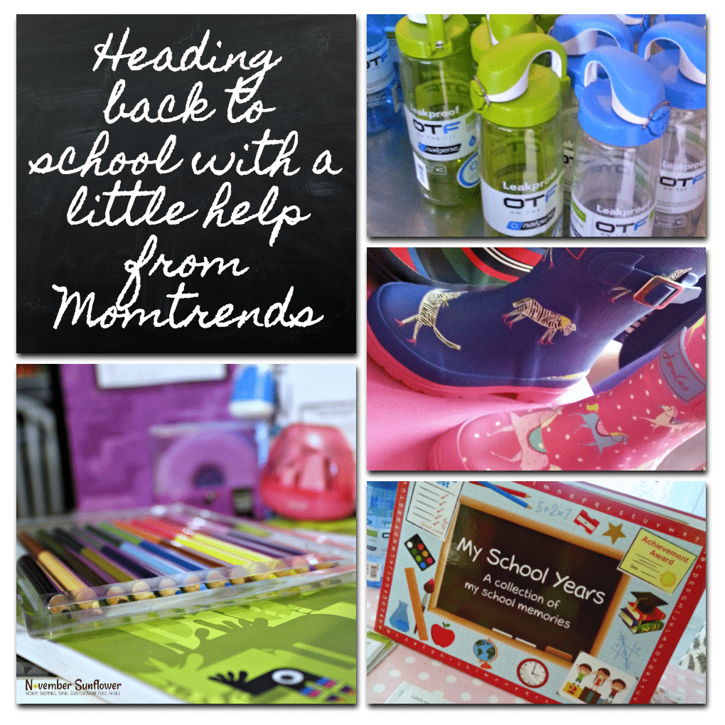 Heading back to school with a little help from Momtrends [sponsored]