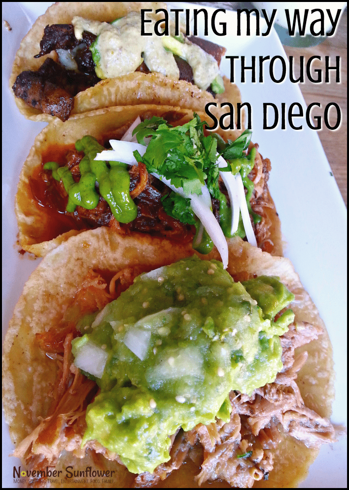 Eating my way through San Diego [sponsored]