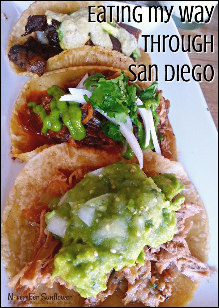 Eating my way through San Diego [sponsored]