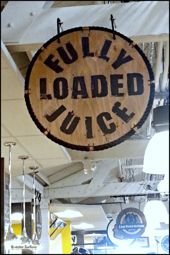 Fully Loaded Juice BiteTourSanDiego
