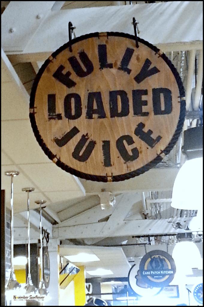 Fully Loaded Juice BiteTourSanDiego