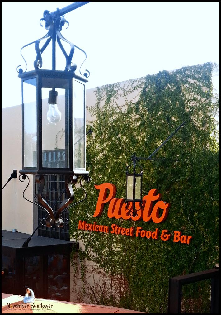 Puesto Mexican Street Food & Bar San Diego