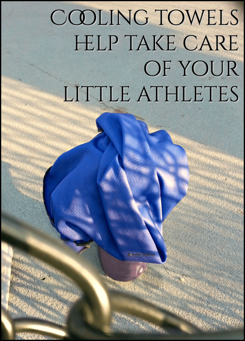 Cooling towels help take care of your little athletes [sponsored]