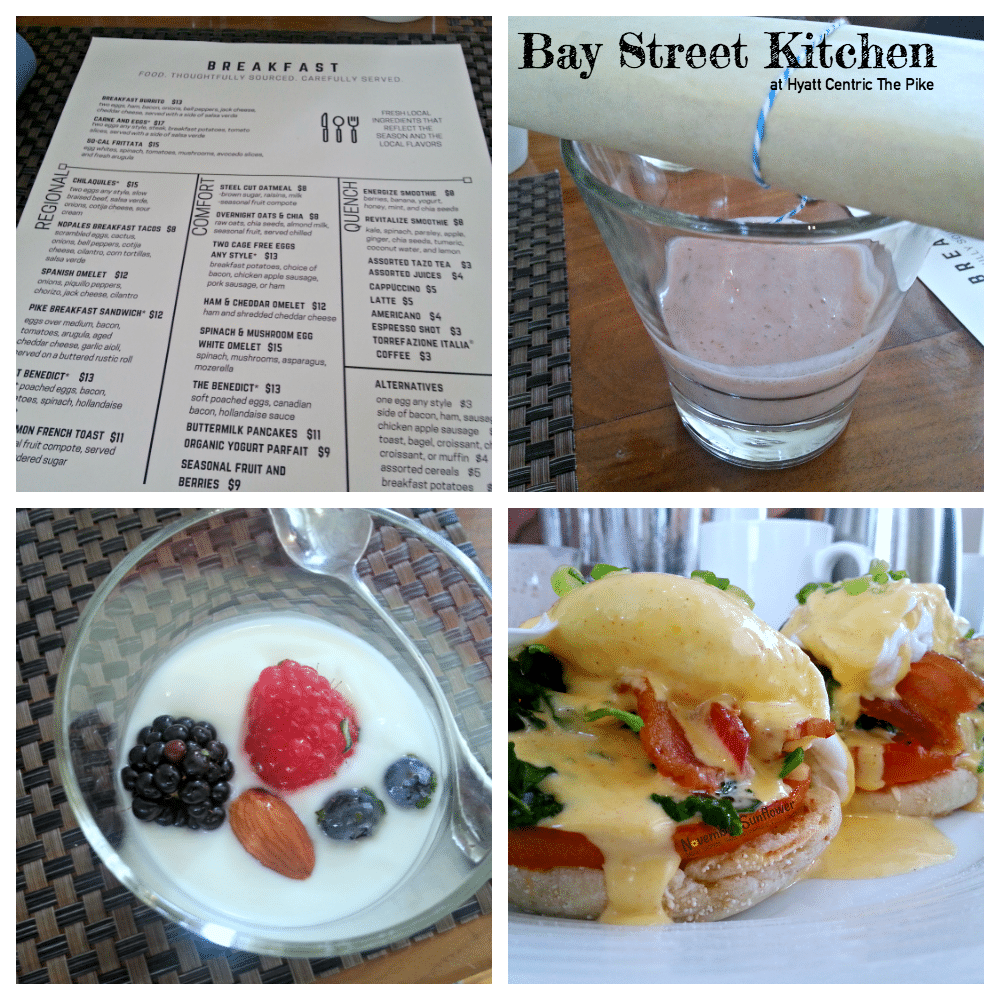 Bay Street Kitchen at Hyatt Centric The Pike Long Beach