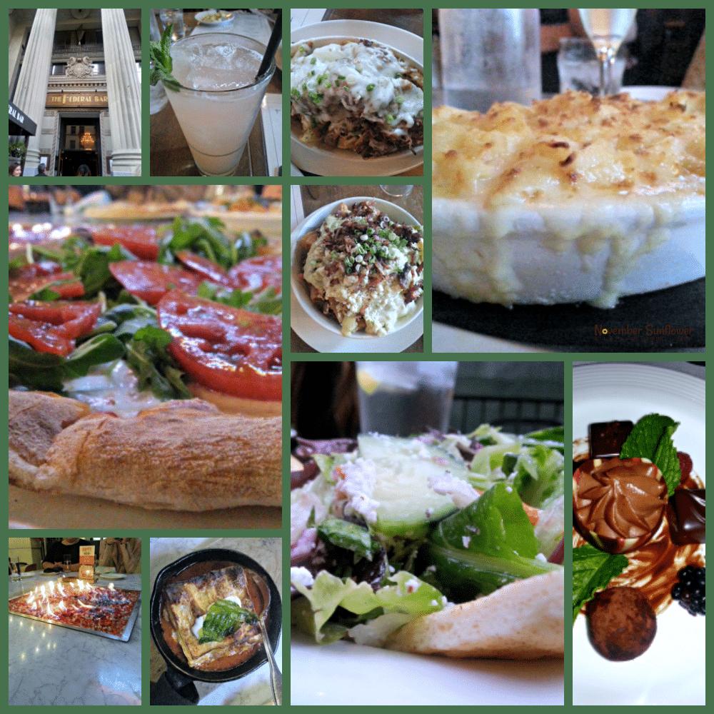 Dine around Long Beach Beach with Benefits