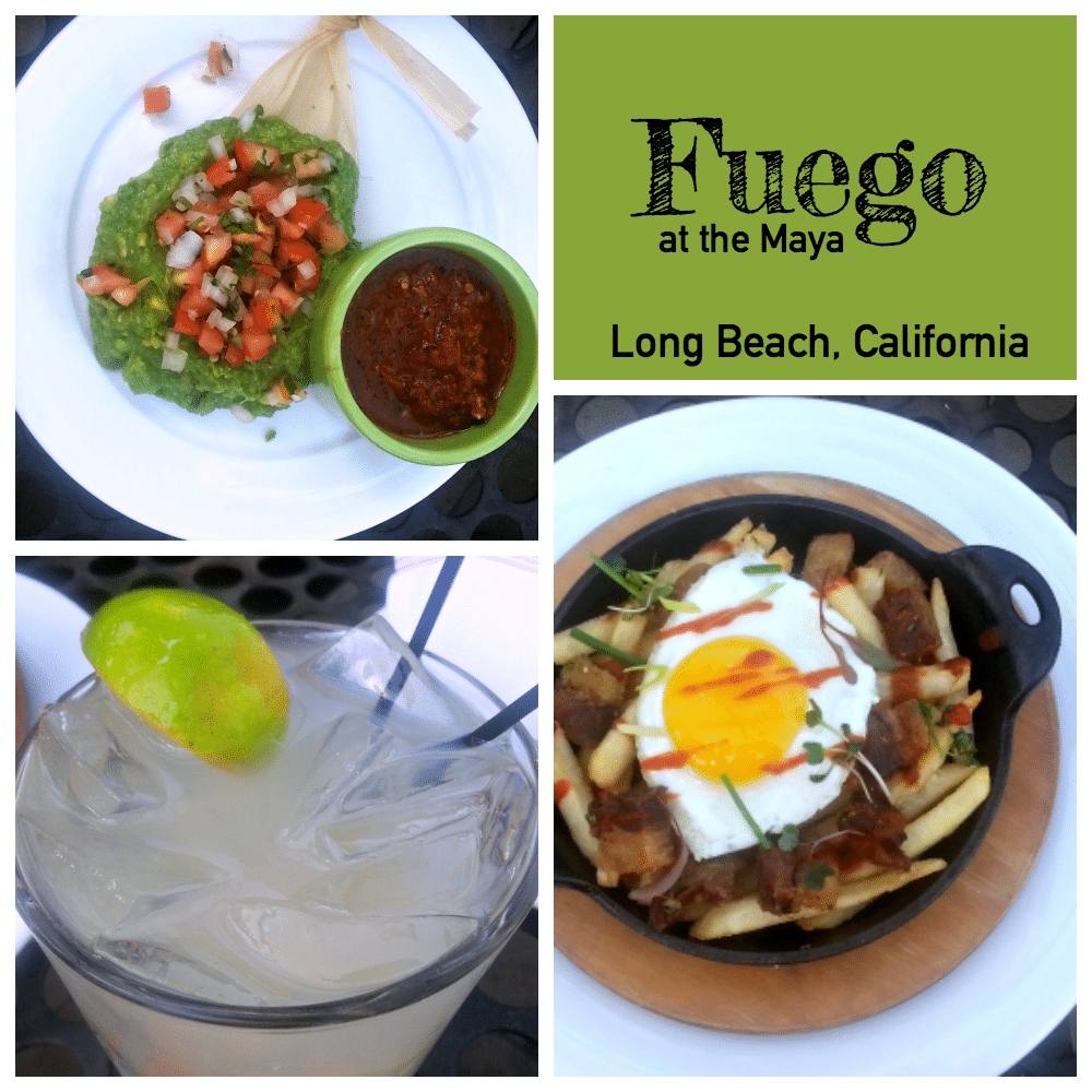 Fuego at The Maya Long Beach
