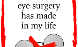 Positive changes LASIK eye surgery has made in my life [ad]