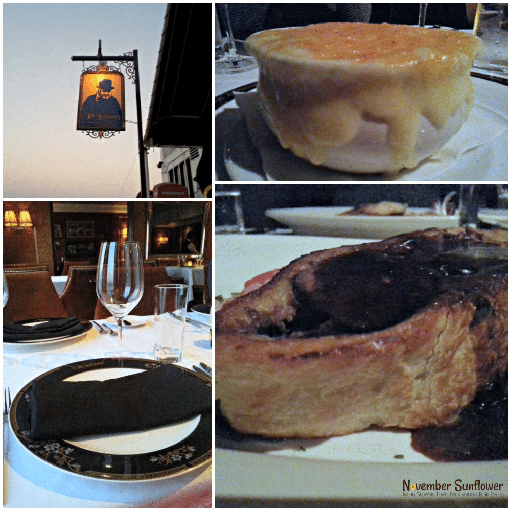 Sir Winston's on the Queen Mary Long Beach