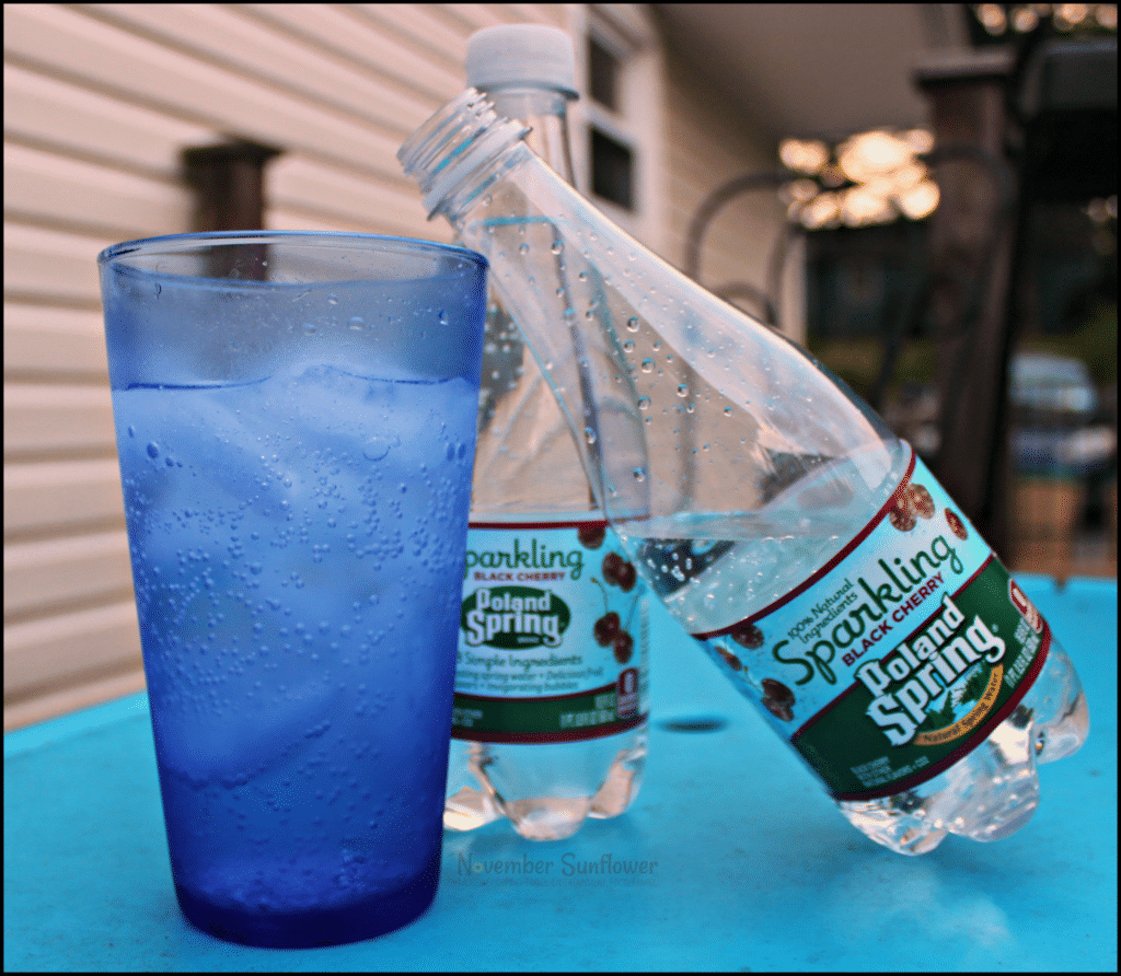 Poland Spring® Sparkling Natural Spring Water flavored waters