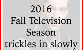 2016 Fall Television Season trickles in slowly FiOSNY [ad]