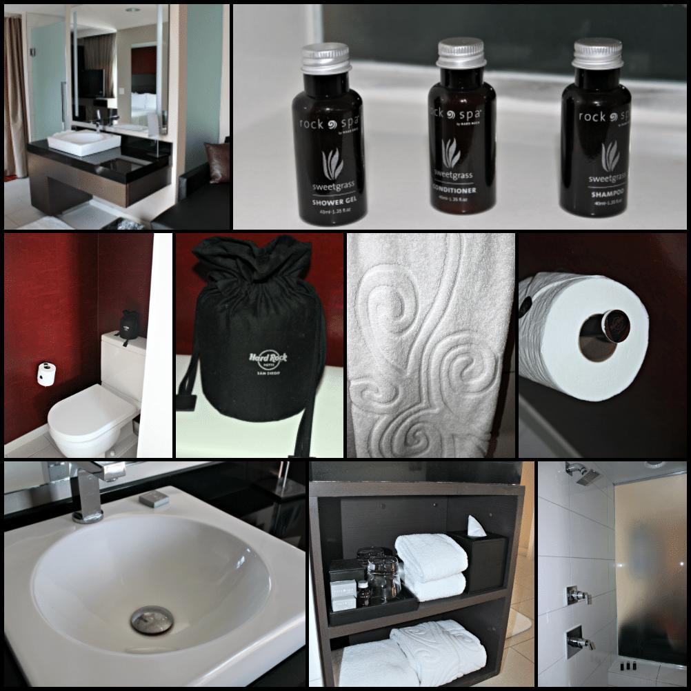 Hard Rock Hotel San Diego Bathroom