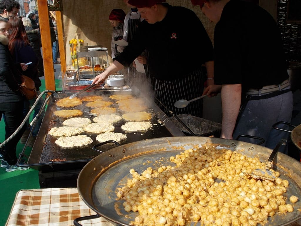 The European Capital of Food Festivals Street Food