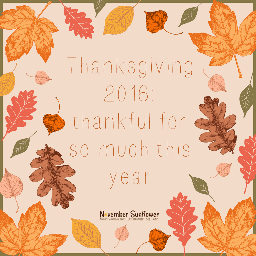 Thanksgiving 2016: thankful for so much this year FiOSNY [ad]