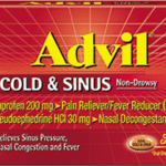Treat your worst symptoms during cold season with Advil® Cold & Sinus *Giveaway*