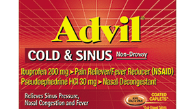 Advil® Cold & Sinus to treat your worst symptoms [sponsored]