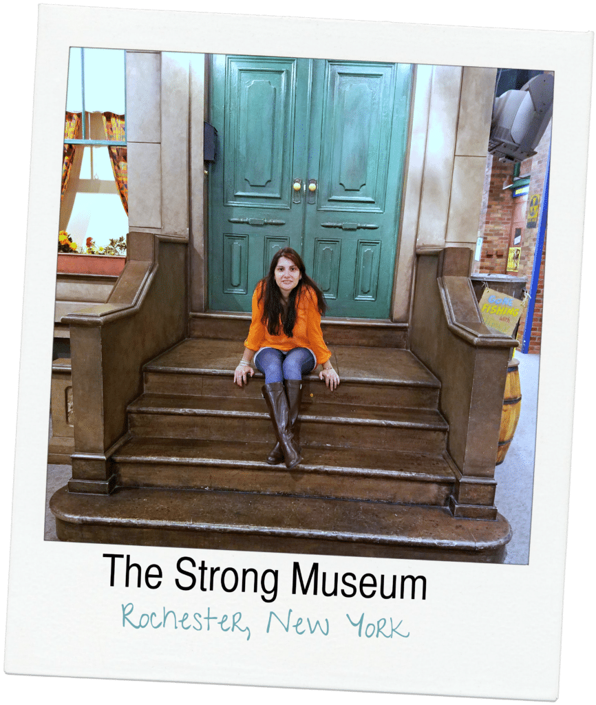 Sesame Street at The Strong Museum in Rochester