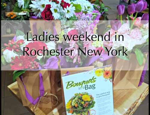 Ladies weekend in Rochester New York has to include a spa visit