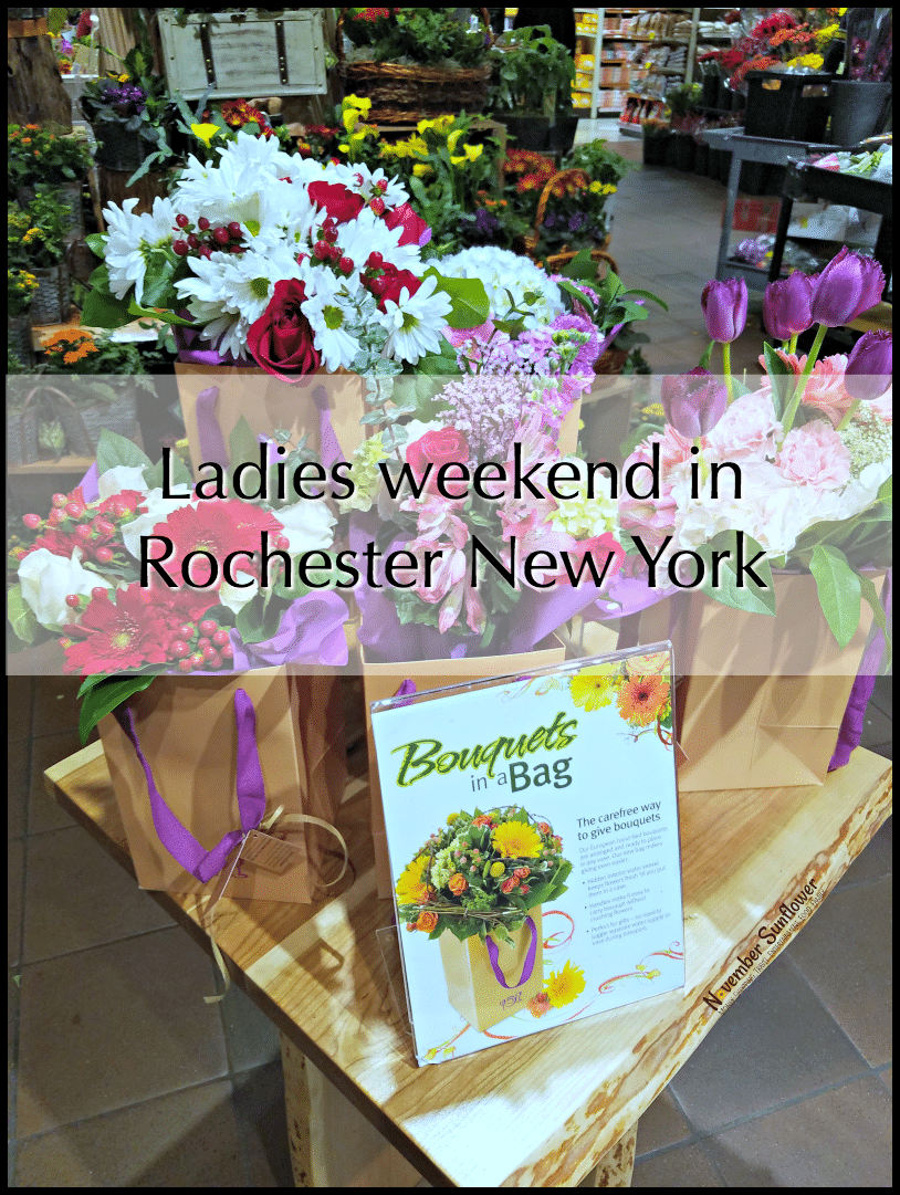 Ladies weekend in Rochester New York has to include a spa visit [sponsored]