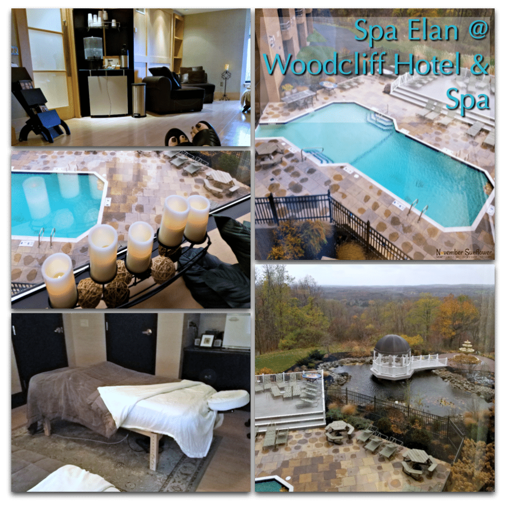 Spa Elan at Woodcliff Hotel & Spa - Western New York Travel