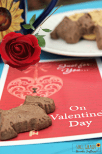 Valentine's Day with Walkers Shortbread Chocolate line of treats