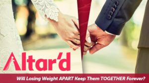 Wedding weight loss transformations happen on Z Living's new show Altar'd