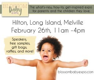 Blossom Baby Expo Long Island New York [sponsored]