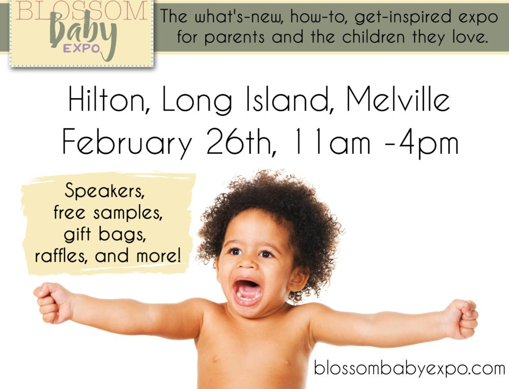 Blossom Baby Expo for parents and the children they love