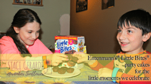 Entenmann's® Little Bites® party cakes for the little moments we celebrate [sponsored]