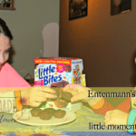 Entenmann's® Little Bites® party cakes for the little moments we celebrate