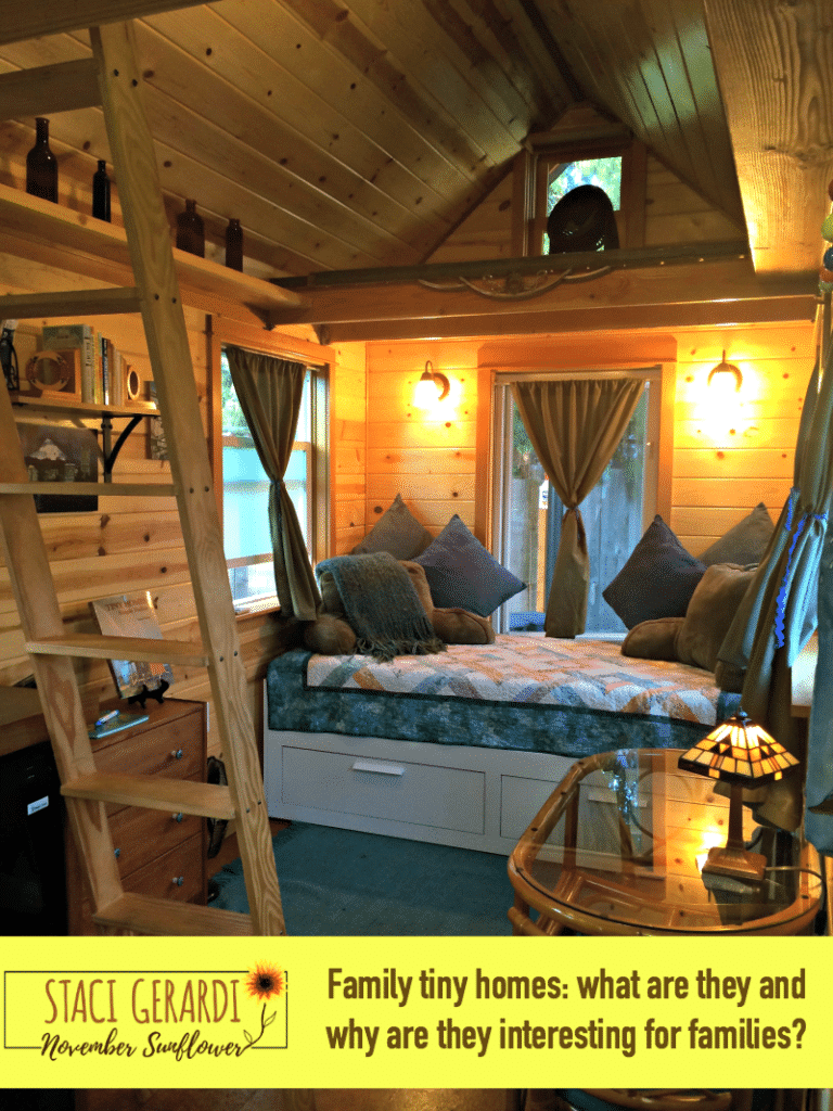 Family tiny homes: what are they and why are they interesting for families?