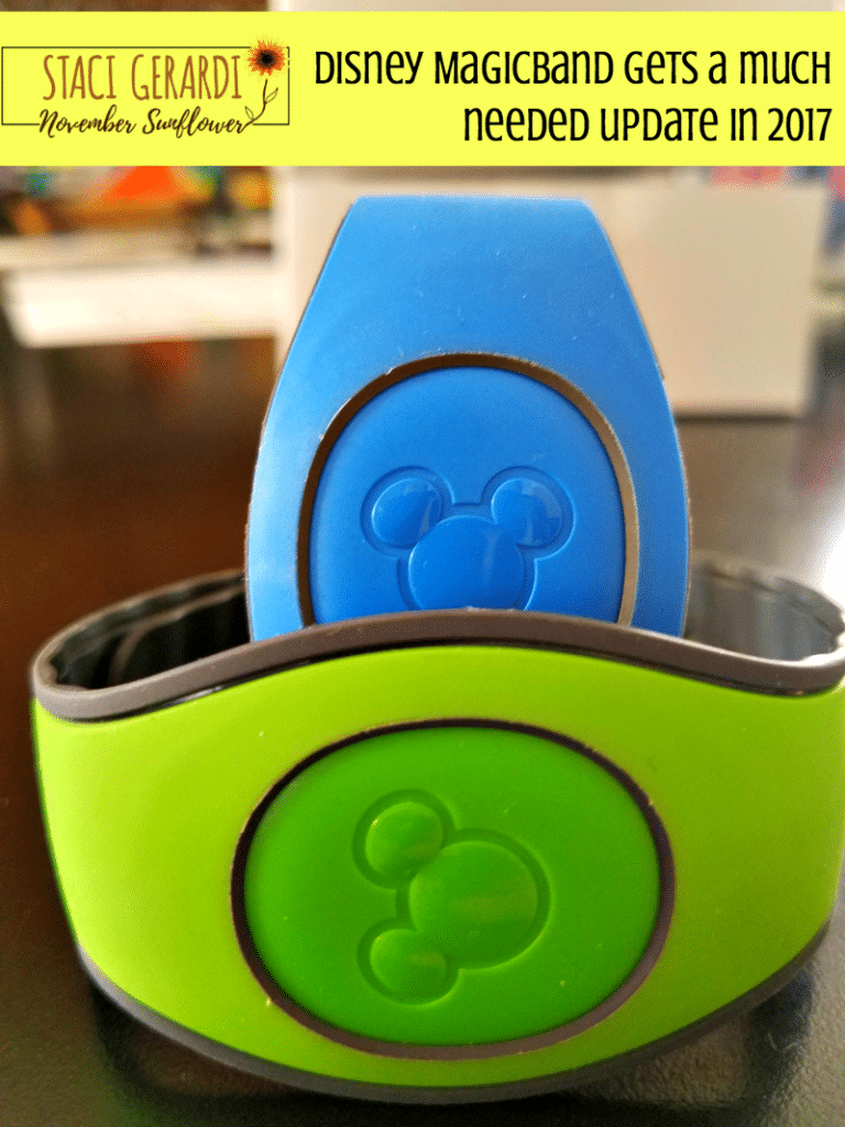 Disney MagicBand gets a much needed update in 2017