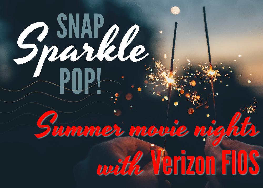 Summer movie nights with Verizon Fios