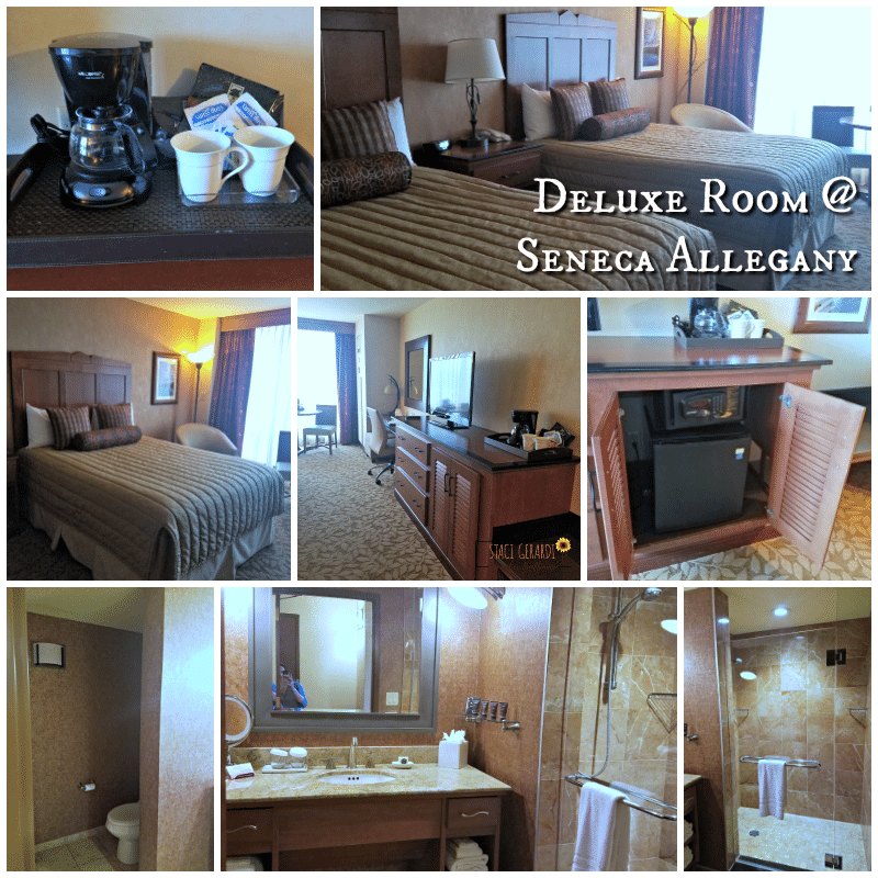 Deluxe Room at Seneca Allegany Resort & Casino