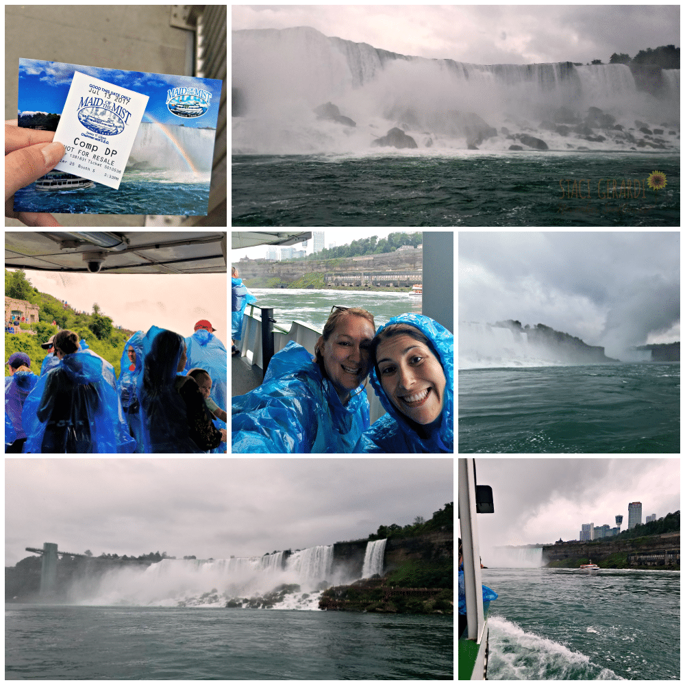 Maid of the Mist - Niagara Falls New York