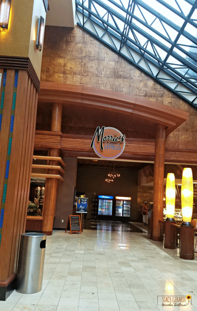 Morrie's Express at Seneca Niagara Resort & Casino