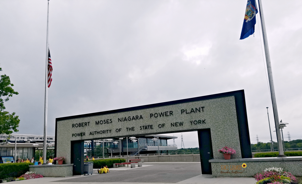 Niagara Power Vista New York