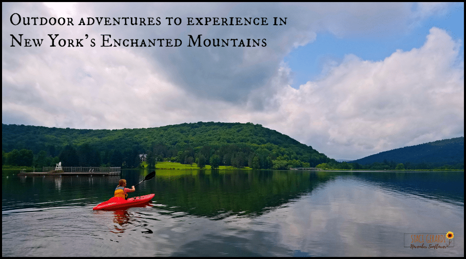 Outdoor adventures to experience in New York's Enchanted Mountains