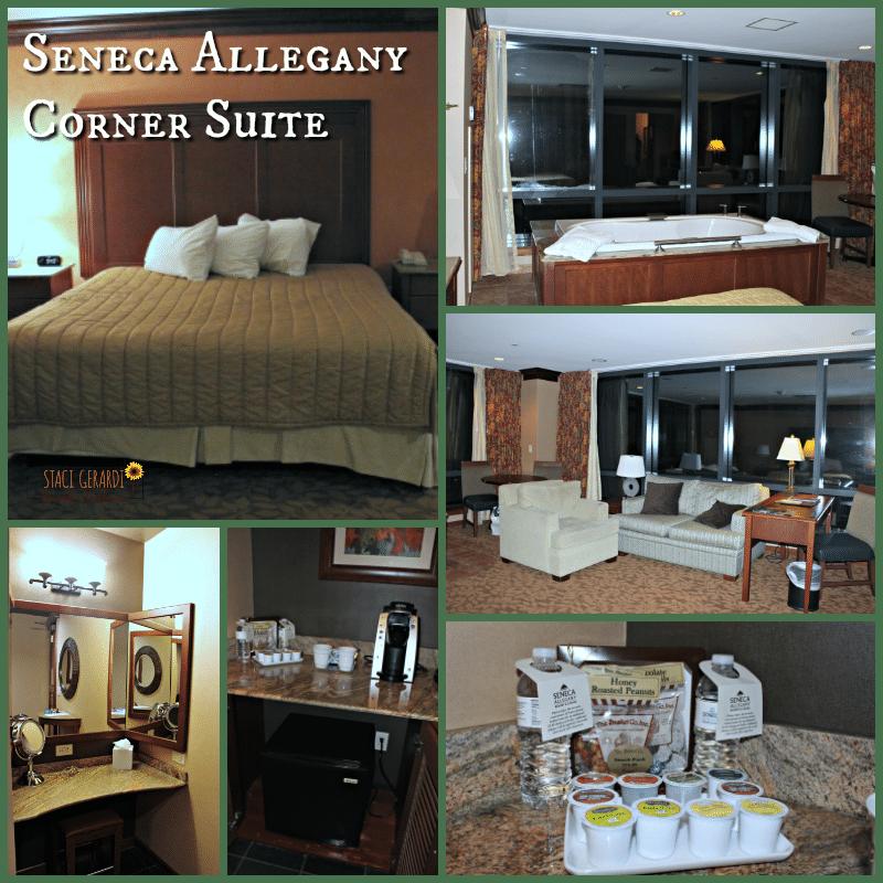 Seneca Allegany Corner Suite