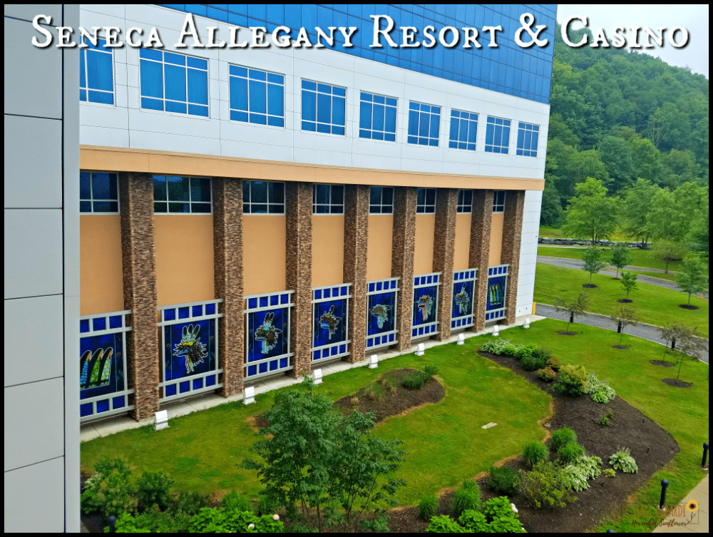 Seneca Allegany Resort & Casino: best hotel value near Allegany State Park