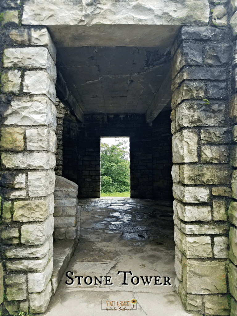 Stone Tower at Allegany State Park