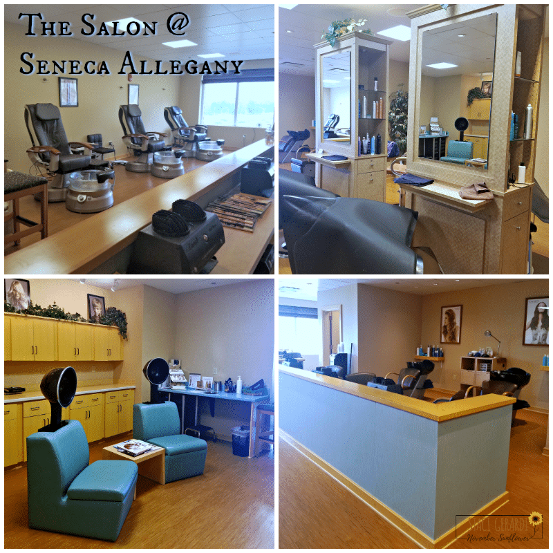 The Salon at Seneca Allegany Resort & Casino