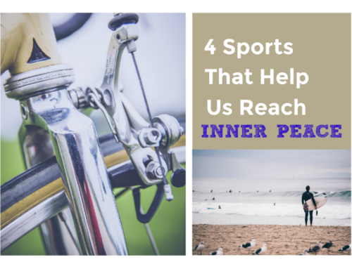 4 sports that help us reach inner peace