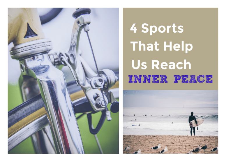 4 sports that help us reach inner peace